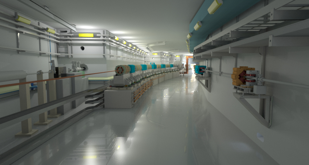 tunel - projeto-sirius