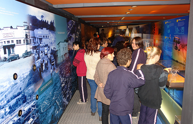 The Museum received 27,411 guests in the first year.